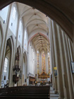 In der St. Jakobskirche in Rothenburg